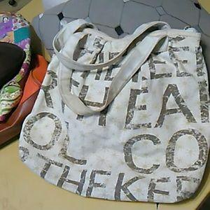 LEVIS BOHO Earth Awareness handbag Tote purse